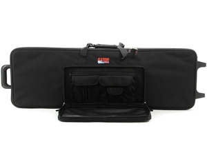 Gator GK-61-SLIM - Slim lightweight style, 61 note keyboard case