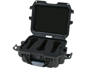 Gator GM-06-MIC-WP - Waterproof mic case-6 mics
