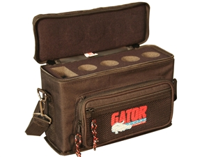 Gator GM-4 - 4 Microphones Bag