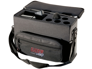 Gator GM-5W - 5 Wireless Systems Bag