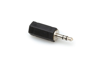 GMP-500 Adaptor, 2.5 mm TRS to 3.5 mm TRS, Hosa