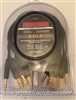 GOLD 8 TRSTRS-05, Gold 8-Ch 1/4 TRS to TRS Snake Cable. 5 Ft., Mogami