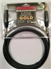 Mogami GOLD-TRSXLRF-10, Patch Cable, 1/4 TRS to XLRF, 10 Ft.