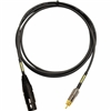 Mogami GOLD XLRF-RCA-20, XLRF-RCA Cable. 20 Ft. Gold