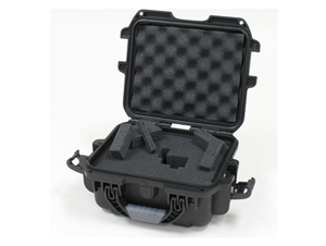 "Gator GU-0806-03-WPDF, Waterproof case w/ diced foam; 8.4""x6""x3.7"""