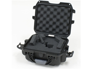 "Gator GU-0907-05-WPDF, Waterproof case w/ diced foam; 9.4""x7.4""x5.5"""