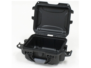 "Gator GU-0907-05-WPNF - Waterproof utility case, No Foam; 9.4"" x 7.4"" x 5.5"""