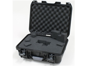 "Gator GU-1510-06-WPDF, Waterproof case w/ diced foam; 15""x10.5""x6.2"""