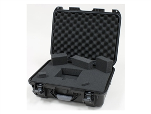 "Gator GU-1711-06-WPDF, Waterproof case w/ diced foam; 17""x11.8""x6.4"""