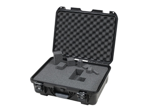 "Gator GU-1813-06-WPDF, Waterproof case w/ diced foam; 18""x13""x6.9"""