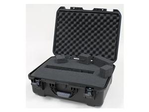 "Gator GU-2014-08-WPDF, Waterproof case w/ diced foam; 20""x14""x8"""