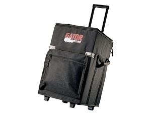Gator GX-20, Cargo Case w/ Lift-Out Tray, Wheels