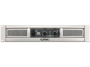 QSC GX5, Stereo Power Amplifier, 500 watts/ch at 8 Ohm
