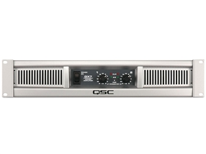 QSC GX7, Stereo Power Amplifier