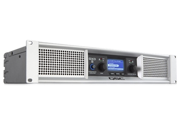 QSC GDX8 - Light weight, classD professional power amplifier