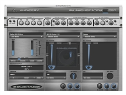 Audified Gallien-Krueger Amp 2 Pro