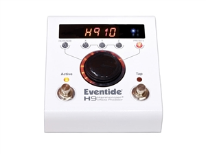 Eventide H9 MAX - Time, Mod, Pitch, Space