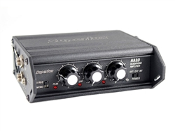 Superlux HA3D Stereo headphone amplifier with three independent headphone feeds