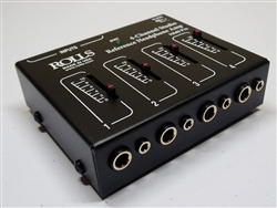 Rolls HA43 Pro 4 CH Headphone Amp