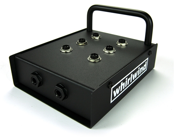 Whirlwind HBB, Headphone Breakout Box