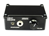 Whirlwind HBUC - Under Counter Passive, Stereo Headphone Control Box