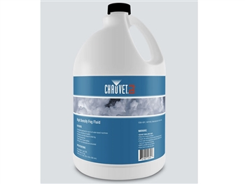 Chauvet High Density Fog Fluid - Gallon