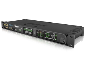 MOTU HDX-SDI Thunderbolt - SDI, HDMI, Analog video interface with Thunderbolt