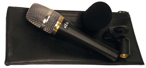 Heil Sound PR20-UT - Utility Compact Dynamic Microphone