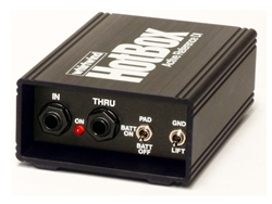 Whirlwind Hot Box, Active Reference Direct Box