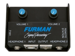 Furman HR-2, Remote Headphone Control Station