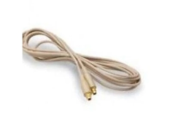 Avlex HS09CBGC Replacement Cable for all HS-Series headset microphones (beige)