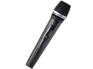 AKG HT470 C5 Band9 (600.1-605.9, 614.1-630.5 MHz) Wireless Handheld Transmitter w/C5