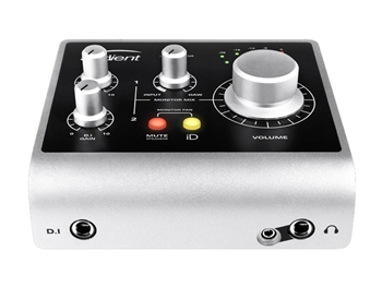 Audient iD4 - 1 channel USB2 Interface and Monitoring System