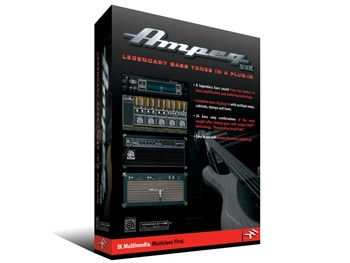 IK Multimedia Ampeg SVX - Bass and Amp Effects Plug-in (Download)