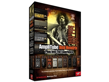 IK Multimedia AmpliTube Jimi Hendrix (Download)