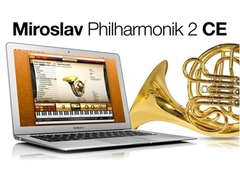 IK Multimedia Miroslav Philharmonik 2 Classik Edition (Download)