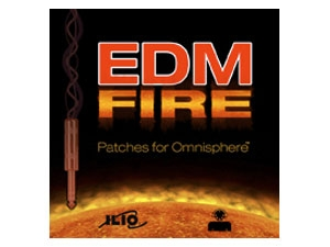 ILIO EDM-Fire - Patches for Omnisphere (Download)
