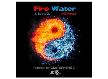 ILIO Fire Water - Patch library for Spectrasonics Omnisphere (Download)