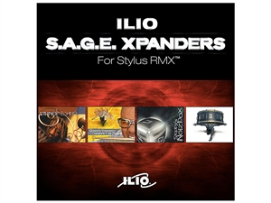 ILIO Xpander Bundle 4-Pack for Stylus RMX