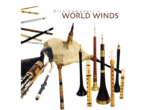 ILIO World Winds  (AKAI S1000 - S6000)
