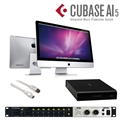 iMac 21.5-inch 2.7GHz Quad-Core i5, Cubase AI, Steinberg MR816X,Bundle