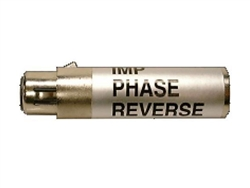 Whirlwind IMPHR, In-Line XLR Barrel with Phase Reverse