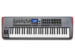 Novation Impulse 61 - 61-key USB MIDI Controller