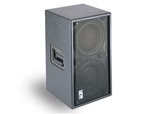 "Bag End IPD10E-R - Infra Powered RO-TEX Finish Double 10"" Portable Enclosure"