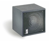 "Bag End IPS10E-I - INFRA Processed and Self Powered Single 10"" Black Painted Installation Enclosure"