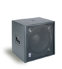 "Bag End IPS18E-N - INFRA Processed and Self Powered NEBULA Coated Single 18"" Extended Low Bass Enclosure"