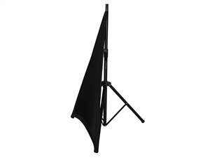 JBL JBL-STAND-STRETCH-COVER-BK-1 Black Stretchy Cover for Tripod Stand, 1 Side