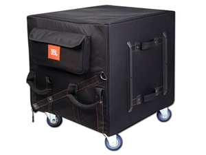 "JBL JBL-SUB-18T, Rolling sub transporter bag for JBL 18"" sub"