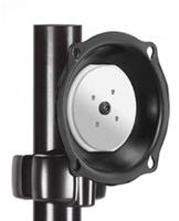 "Chief JPPUB, Universal Pivot/Tilt Pole Mount (26-45"" Displays)"