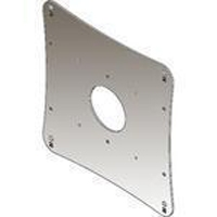 "Chief JSB210B, Custom Flat Panel Interface Bracket, Black (26-45"" Displays)"